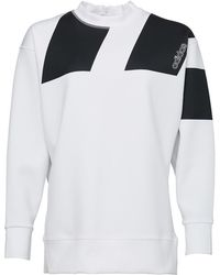 adidas Originals - X Hyke Crew Sweatshirt White - Lyst
