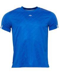 adidas Originals - X Alexander Wang Soccer Jersey Bluebird - Lyst