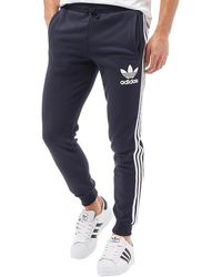 adidas Originals - California Cuffed Track Trousers Legend Ink - Lyst
