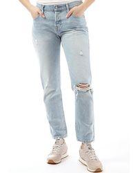 Levi's - 501 Ct Tapered Jeans Desert Delta - Lyst
