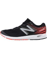 New Balance - M1400 V5 Lightweight Speed Running Shoes Black/orange - Lyst
