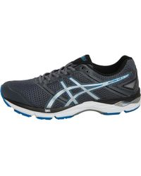 Asics - Gel Phoenix 8 Stability Running Shoes Carbon/directoire Blue/silver - Lyst