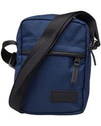 Eastpak The One Side Bag Constructed Nav - Blue