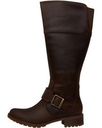 Timberland - Earthkeepers Bethel Buckle Boots Medium Brown - Lyst