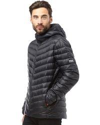 Helly Hansen - Verglas Micro Down Hooded Jacket Black - Lyst