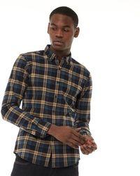 Farah - Radley Slim Fit Shirt Canvas - Lyst