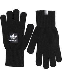 adidas Originals - Gloves Smart Ph Black/white - Lyst