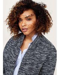 Violeta by Mango | Texture Flecked Jacket | Lyst