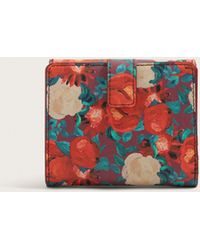 Violeta by Mango - Floral-print Wallet - Lyst
