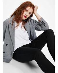 Violeta by Mango - Slim-fit Julie Jeans - Lyst