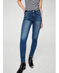 Mango - Skinny Olivia Jeans - Lyst