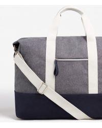 Mango - Combined Weekend Bag - Lyst