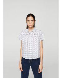 Mango | Shirt | Lyst