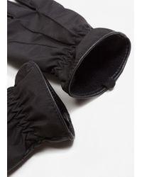Mango - Gloves Mch - Lyst