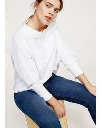 Violeta by Mango   Slim-fit Susan Jeans   Lyst
