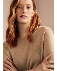 Violeta by Mango - Fine-knit Sweater - Lyst