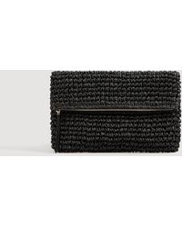 Mango - Braided Envelope - Lyst