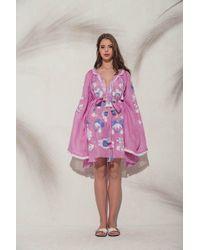 MARCH11 - Astrid Mini Dress In Pink - Lyst