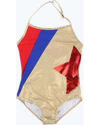 Marc Jacobs - Iridescent Swimsuit - Lyst