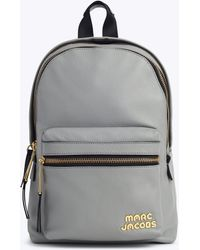 Marc Jacobs - Trek Pack Leather Medium Backpack - Lyst
