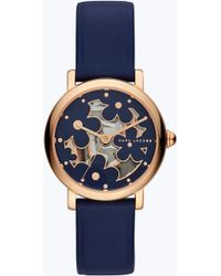 Marc Jacobs - Cutout Daisy Classic Watch 28mm - Lyst