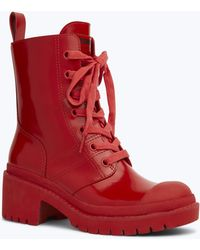 Marc Jacobs - Bristol Lace Up Boot - Lyst