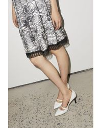 Marc Jacobs | Squiggle Print Skirt | Lyst