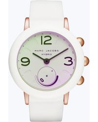 Marc Jacobs - Riley Hybrid Smartwatch - Lyst