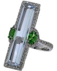 Inbar - Aquamarine Ring - Lyst