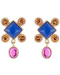 Larkspur & Hawk - Cora Stud Earrings - Lyst