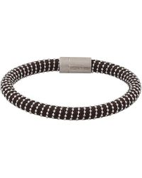 Carolina Bucci - Chocolate Twister Band Bracelet - Lyst