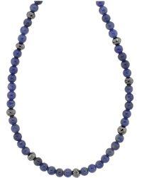 Shamballa Jewels - Beaded Necklace - Lyst