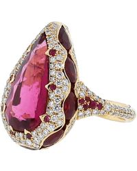 Inbar - Pear Shape Ring - Lyst