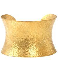 Yossi Harari - Large Corset Cuff Bracelet - Lyst