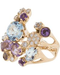 Federica Rettore - Bouquet Ring - Lyst