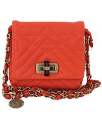 Lanvin - Mini Pop Happy Bag - Lyst