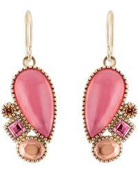 Larkspur & Hawk - Cora Cluster Earrings - Lyst