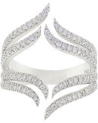 Dana Rebecca - Sarah Leah Diamond Ring - Lyst