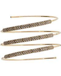 Mattia Cielo - Rugiada Three-circle Wrap Bracelet - Lyst