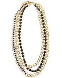Marni - Strass Necklace - Lyst