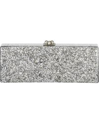Edie Parker - Flavia Solid Clutch - Lyst