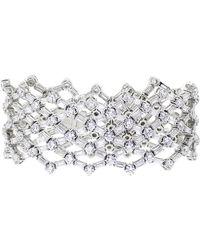 Fantasia Jewelry - Rounds And Bag Flex Bracelet - Lyst
