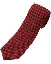 Brunello Cucinelli - Knit Tie - Lyst