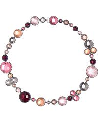 Larkspur & Hawk | Sadie Bubble Riviere Necklace | Lyst