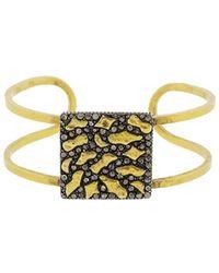 Yossi Harari - Small Libra Cuff Bracelet - Lyst