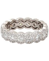 Inbar - Round Diamond Eternity Band - Lyst