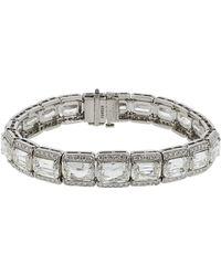 Kwiat - Ashoka Diamond Melee Bracelet - Lyst