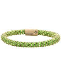 Carolina Bucci - Green Twister Band Bracelet - Lyst