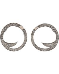 Stephen Webster - Mini Thorn Hoop Earrings - Lyst