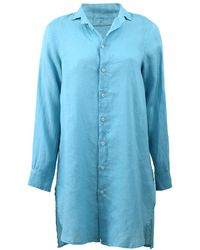 CP Shades - Marlene Button Down Tunic - Lyst